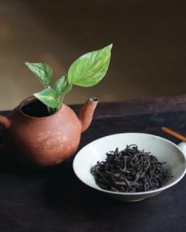 2012年正岩白雞冠岩茶