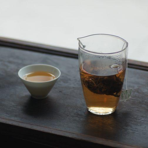 政和老白茶茶包