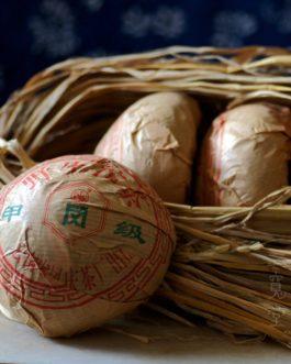 2005年鳳牌野生普洱生沱茶