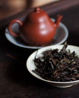 2012年政和老白茶