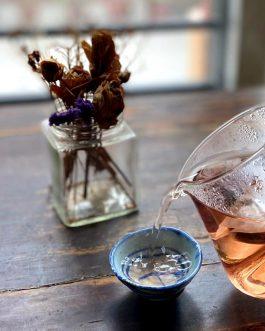 紫蘇洛神花茶